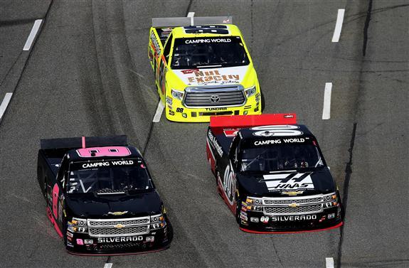 NASCAR Camping World Truck Series Martinsville