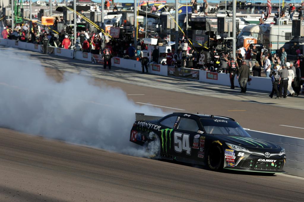 NASCAR Xfinity Series Phoenix Kyle Busch