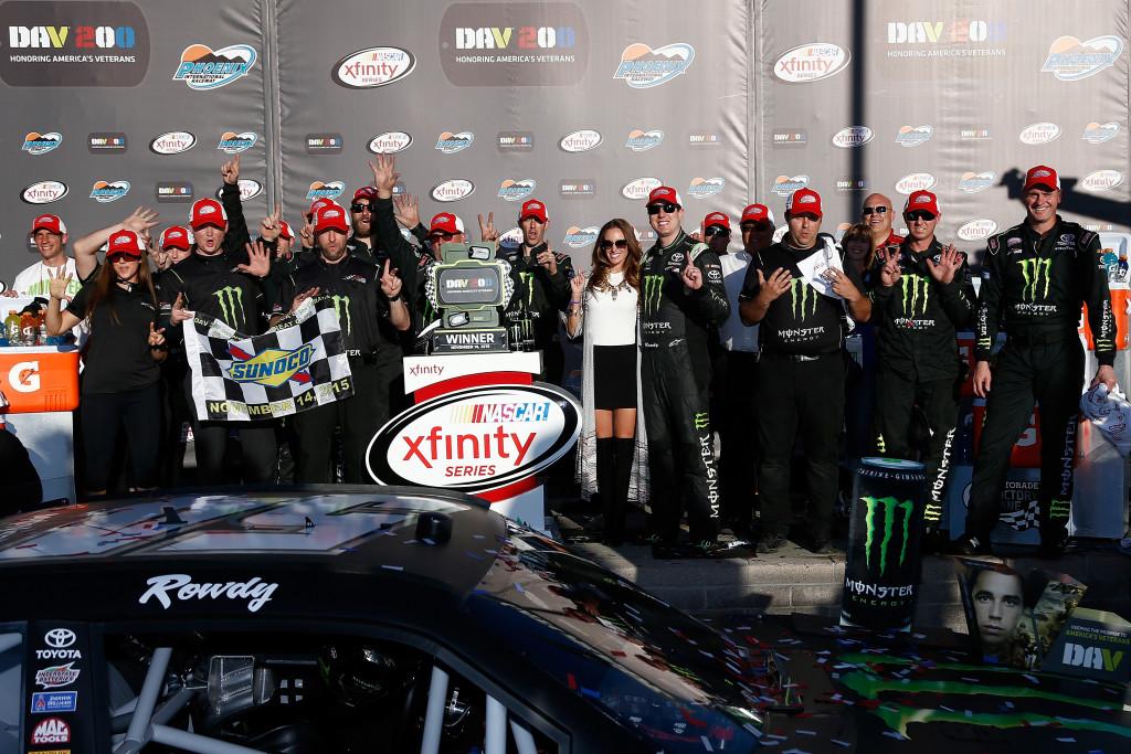 NASCAR Xfinity Series Kyle Busch Phoenix