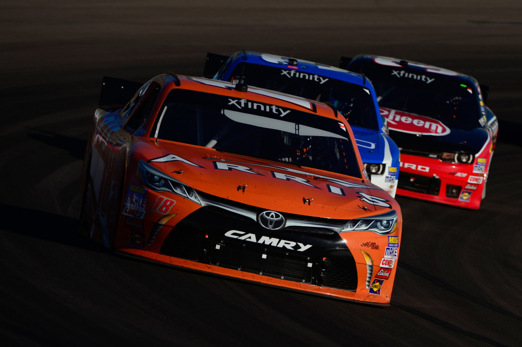 NASCAR Xfinity Series Phoenix Daniel Suarez