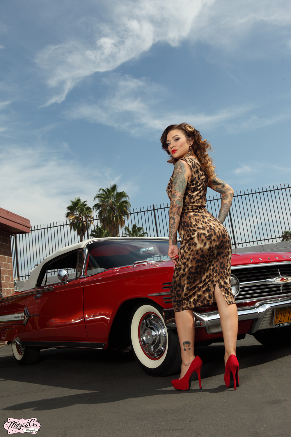 featuredimage Pinup of the Week: Miss Rockwell DeVil