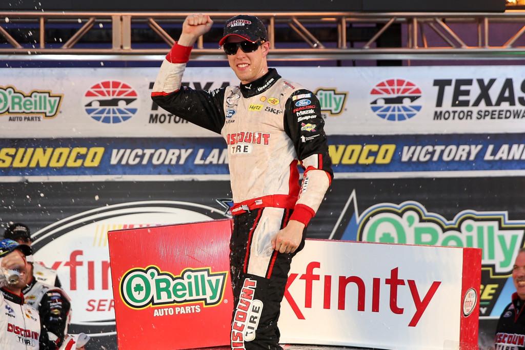 Brad Keselowski NASCAR Xfinity Series