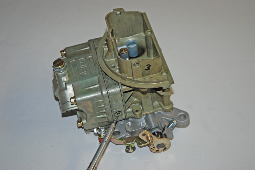 end carburetors