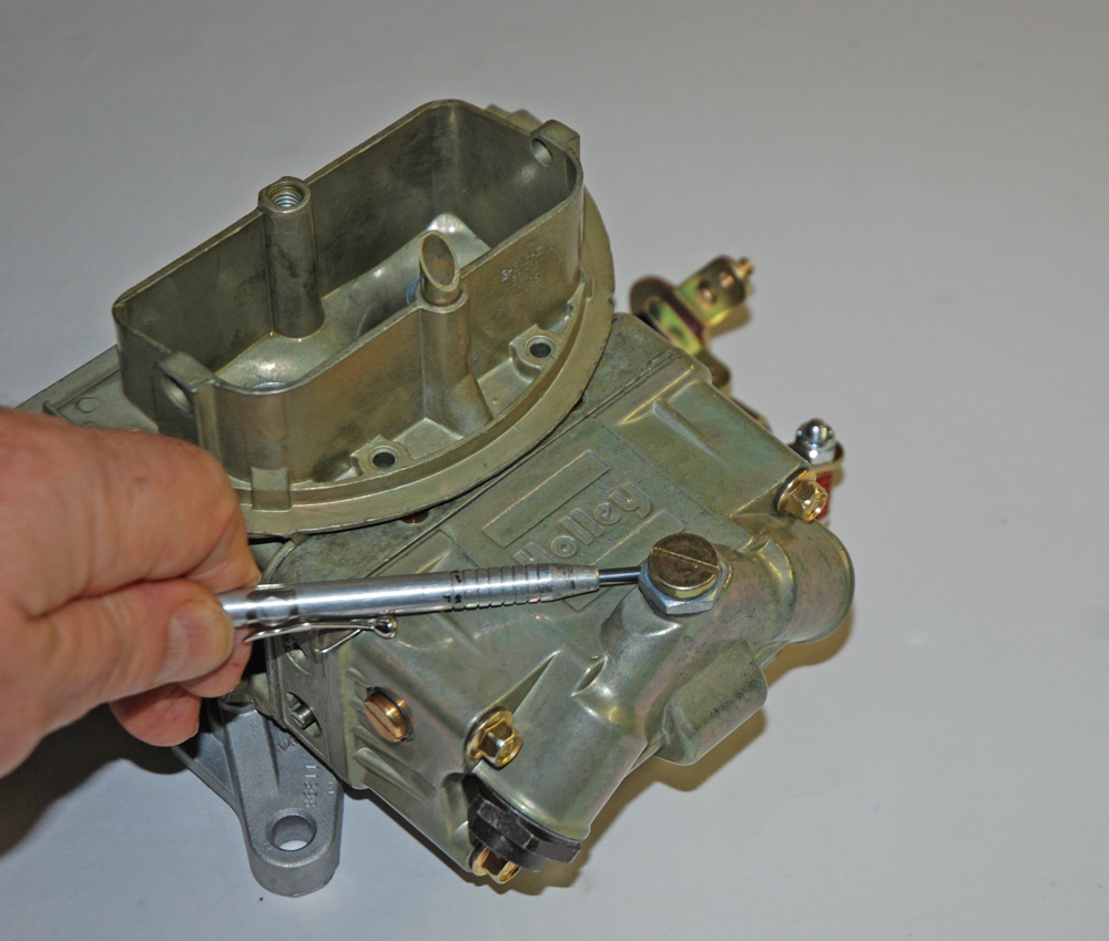 float level carburetors