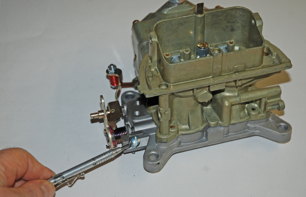 high performance Holley carb