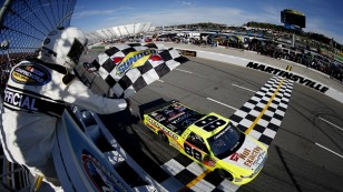 NASCAR Camping World Truck Series Kroger 200