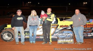 Shane Clanton Claims World of Outlaw Late Model Series Championship