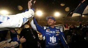 Dale Earnhardt Jr. Wins NASCAR Sprint Cup Race in Phoenix
