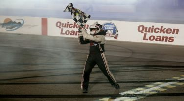 Timothy Peters Wins Phoenix; Toyota Takes Truck Manufacturers' Championship
