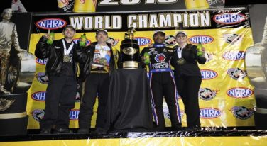 Worsham and Hines Clinch Mello Yello Championships