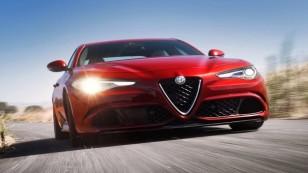 FCA US Alfa Romeo Giulia Quadrifoglio