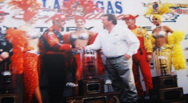 Racing Buff Opens Shop in Vegas