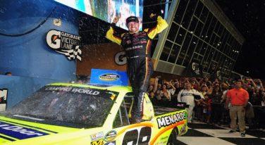 Rookie Erik Jones Crowned NASCAR Camping World Truck Series Champion