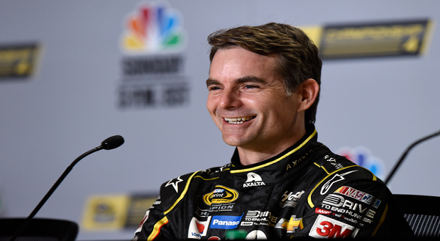 Jeff Gordon: How Do You Say Goodbye?