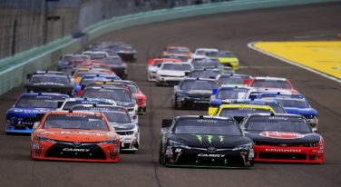 Chris Buescher Takes Championship Ride; Kyle Larson Wins Ford EcoBoost 300