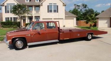 This '86 Chevy Crew Cab Hauler is Today's Cool Car Find