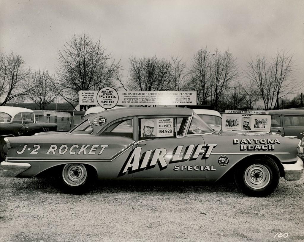 Lee Petty Daytona 500