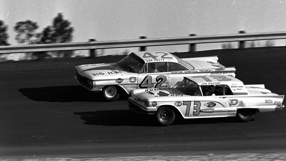 Lee Petty Daytona 500