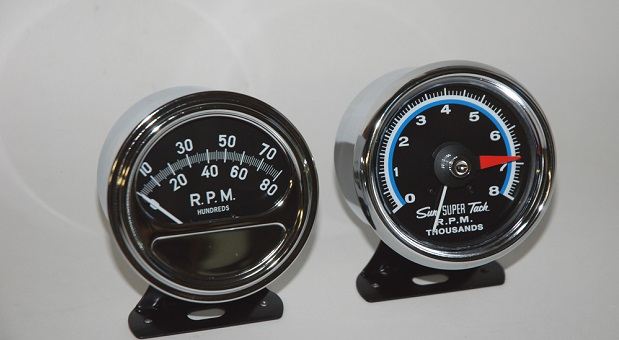 Tach it Up: Remember Sun Tachometers – RacingJunk News  Inch Tachometer Gauge Wiring Diagram on