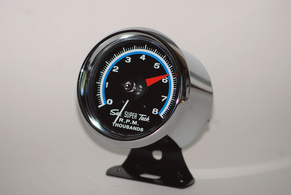 Here's A Look At Sun's Latest Sst802r Tach If You Turn Back The Clock: 2 Inch Tachometer Wiring Diagram At Satuska.co