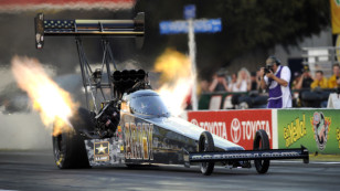 Tony Schumacher, Drag Racing, NHRA