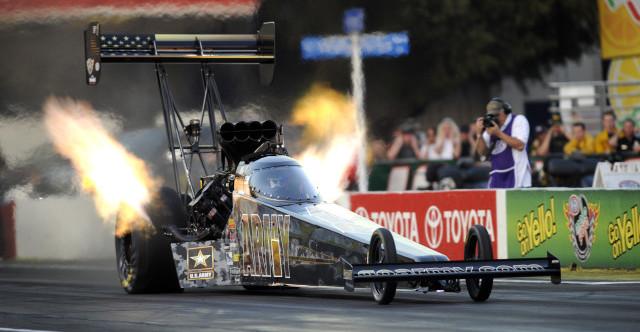 Tony Schumacher, Drag Racing, NHRA
