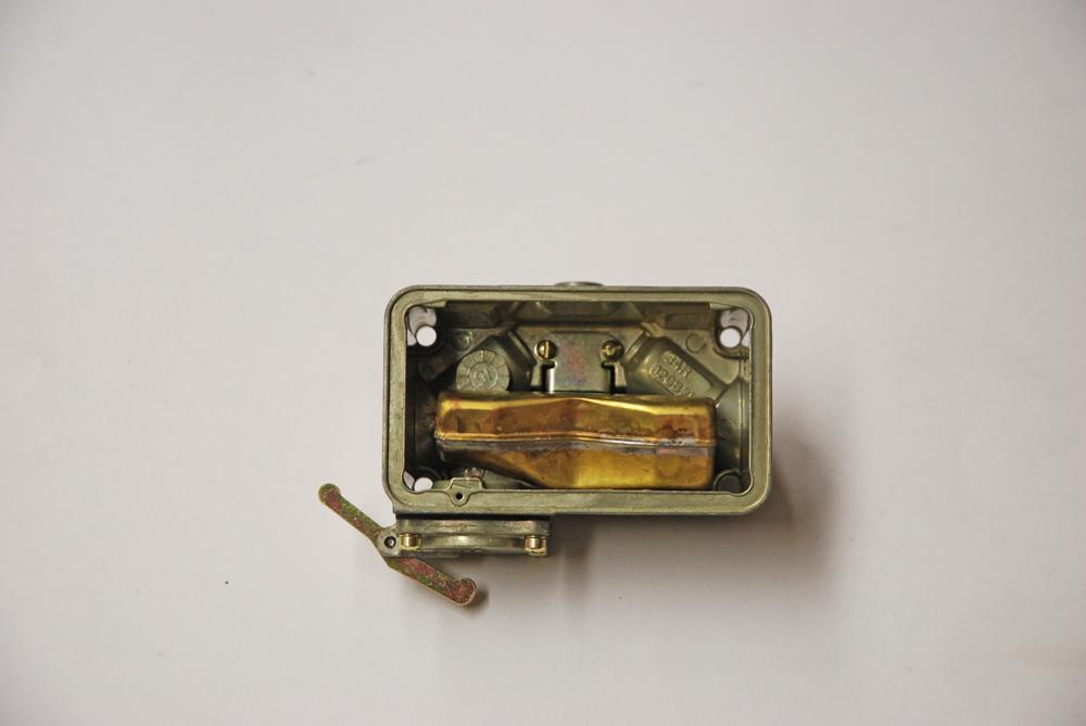 brass flow carb