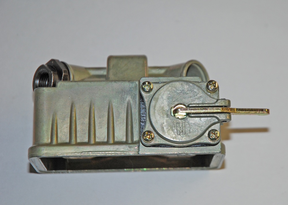 accelerator pump housing