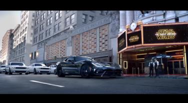Dodge Dark Side commercial