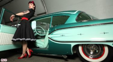Pinup of the Week: Nicki Rey