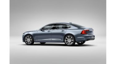 2016 Volvo S90 Released Ahead of Detroit Auto Show
