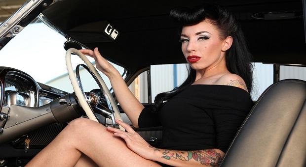 Pinup of the Week: Tamera Von Tart