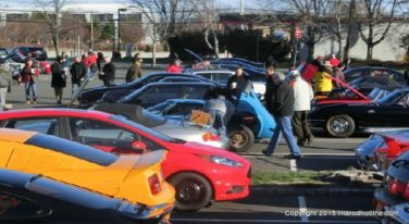 Cars, Coffee & Croissants Car Show Coverage
