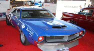 Craig Jackson's '69 Javelin Racing Car