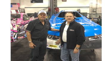 JFR Continues E3, Chevrolet, Weld Partnerships