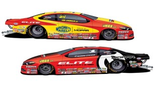 Back-to-back NHRA Pro Stock champ Erica Enders and five-time ove