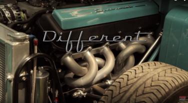 Different - Gary Kollofski's V12 Powered '55 Chevy