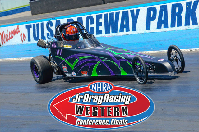 NHRA JR Drag Racing Conference Finals