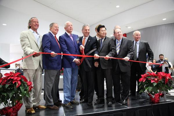 Petersen Grand Opening