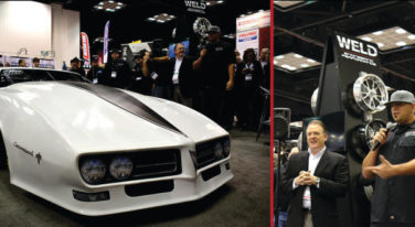 "Big Chief of ""Street Outlaws"" Reveals New Car at PRI"