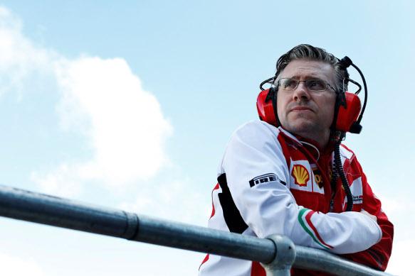 Pat Fry F1