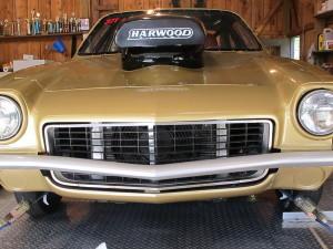 Cool Car Find: '71 Chevy Vega Race Car