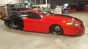EES Pro Stock Dodge Dart Feature