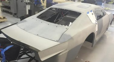 Keith Haney Launches New Vehicle on the Drag Racing World