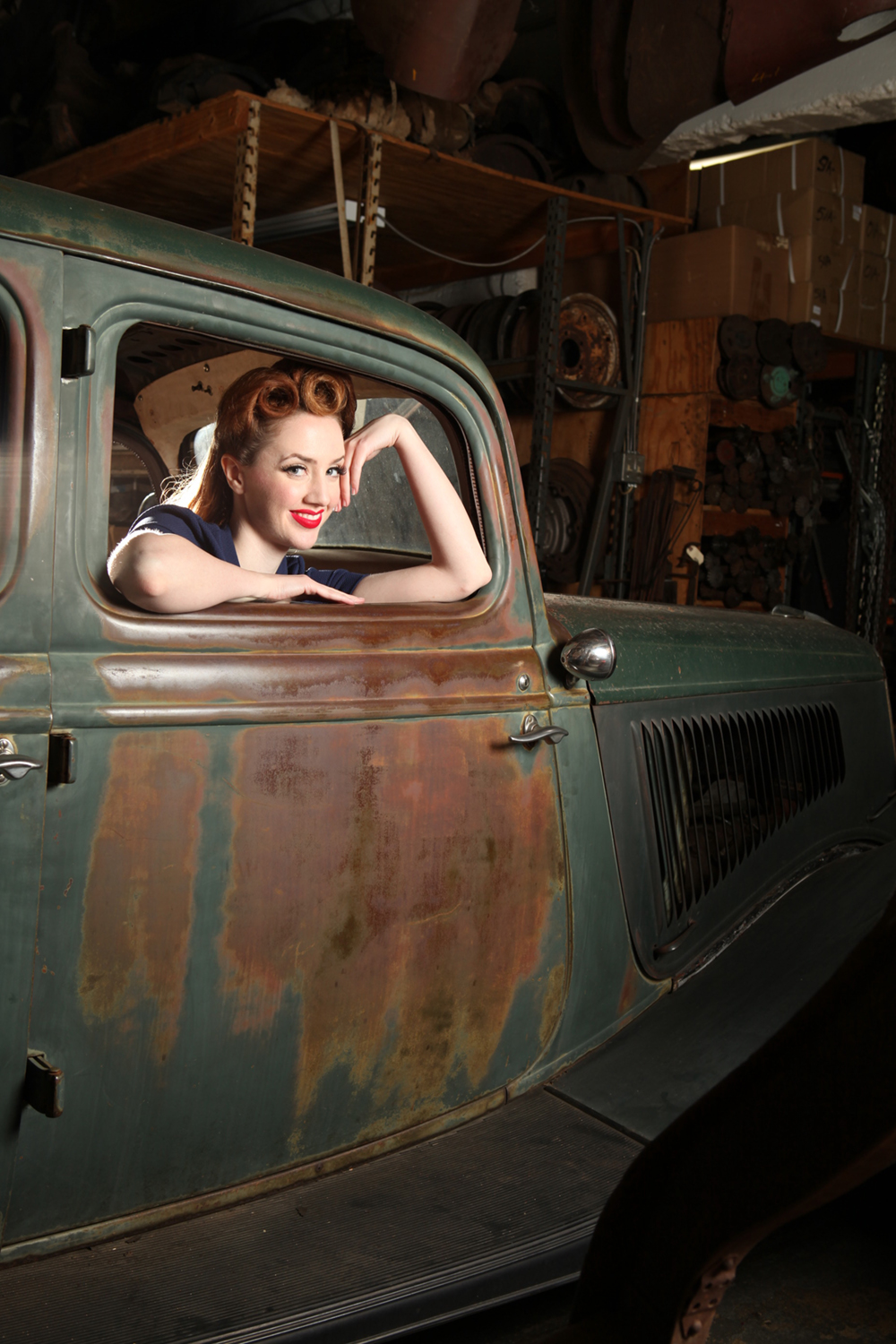 Pinup of the Week: Miss Ivy