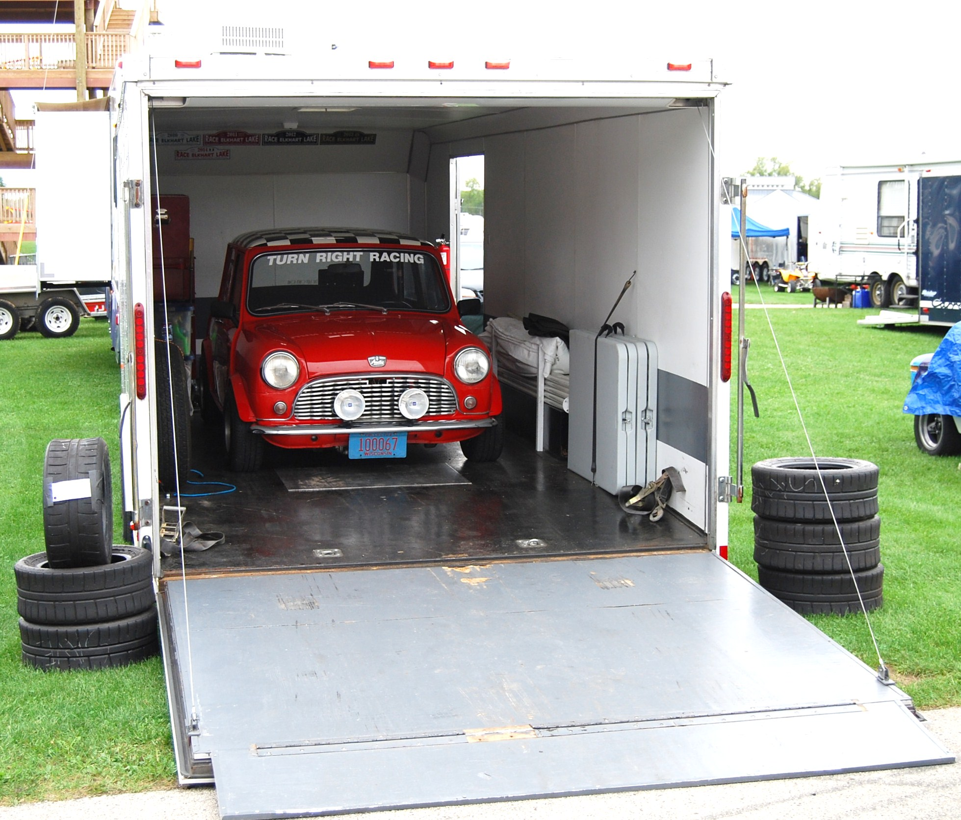 Car Trailer: Getting Your Race Car Trailer Ready To Roll