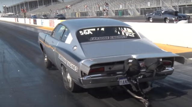 [Video] Fastest Australian Street Car at Over 190MPH!