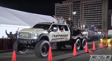 [Video] Evil 6X6X6 Diesel Truck