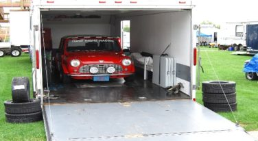 Getting Your Race Car Trailer Ready to Roll