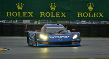 Practice Sessions From ROLEX 24